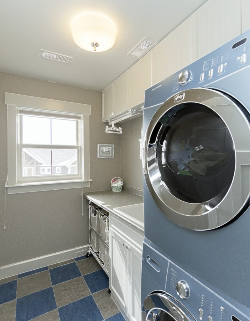 Laundry rooms…. Are so much more!